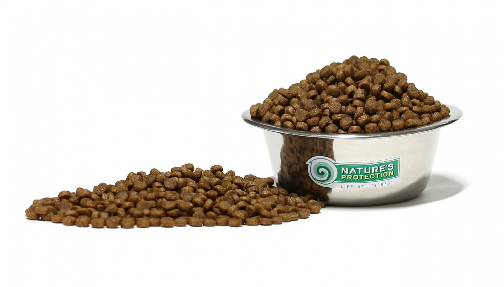 Dry Feed Mini Junior Cat And Dog Feeds Natures