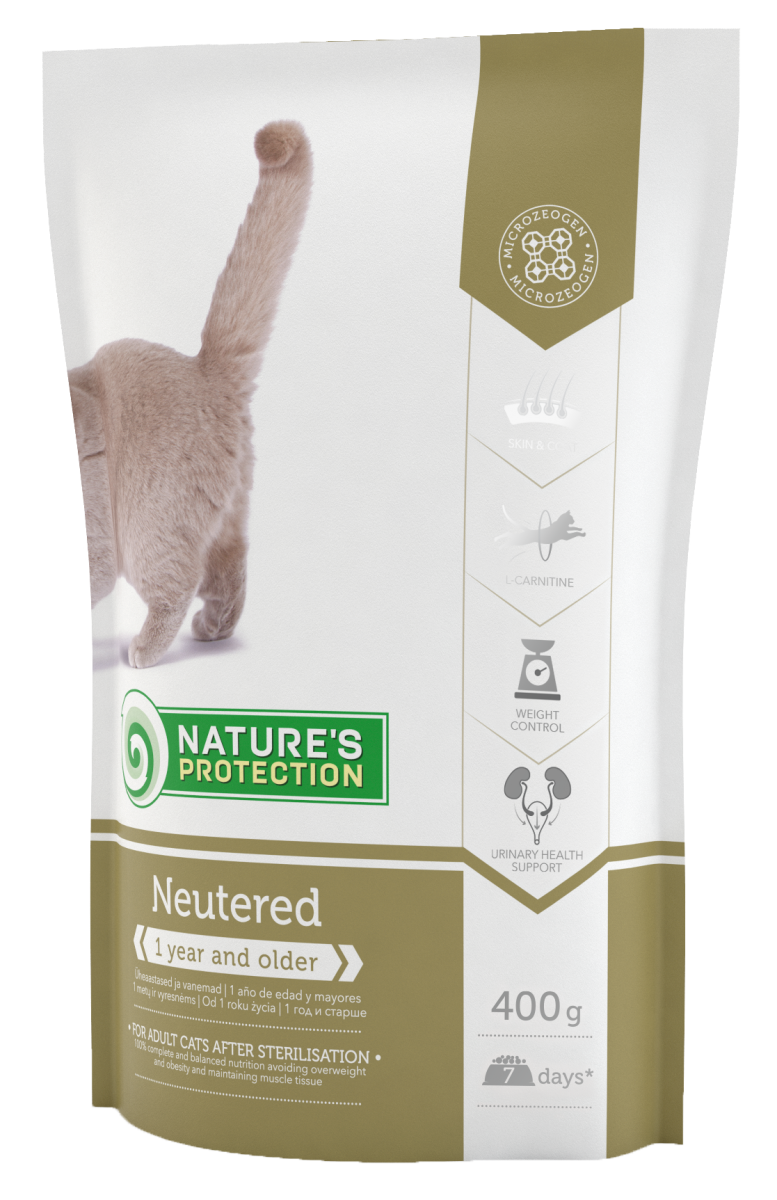 What to feed a neutered cat 50